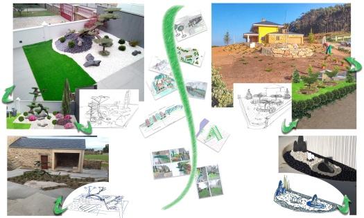 Diseño y desarrollo de proyectos jardín