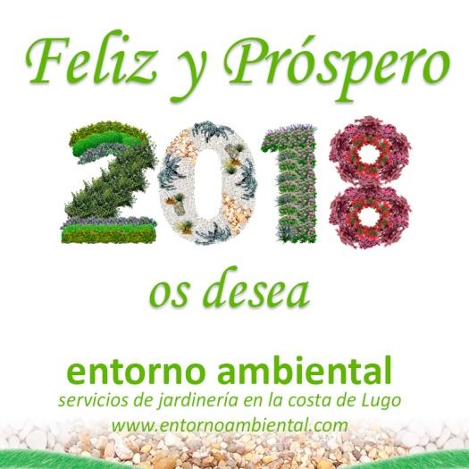Feliz y próspero 2018